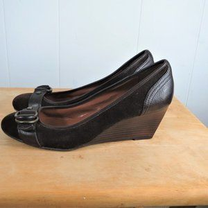 Calvin Klein Shoes Wedge Heel Size 8 1/2 M